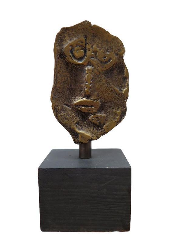 Max PAPART - Skulptur Volumen - S comme SIMONE
