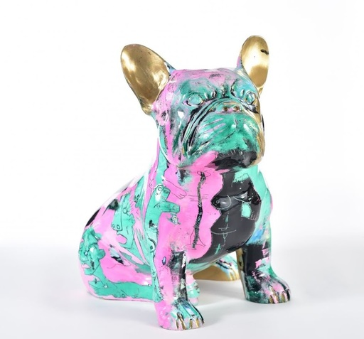 Julien MARINETTI - Escultura - Doggy Jhon