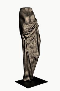 """ARSON - Sculpture-Volume - """"Vénus"""" Métallisée"""