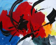 Jean MIOTTE - Painting - Tauromachie
