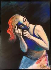 SAYCYL - Pittura - Blue Wilma 1