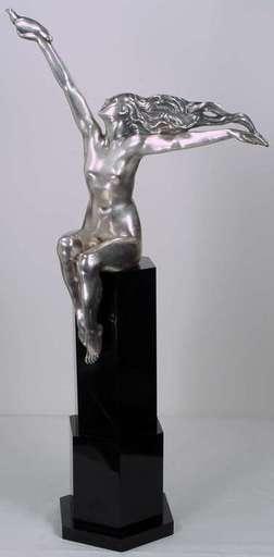 Amedeo GENNARELLI - Escultura - The Carrier Pigeon