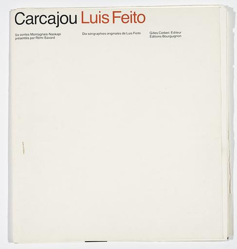 Luis FEITO LOPEZ - Estampe-Multiple - Carcajou