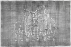 Alain HUCK - Drawing-Watercolor - Animal
