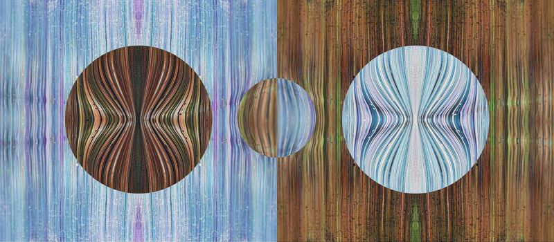 Sumit MEHNDIRATTA - Print-Multiple - Beyond The Wormhole