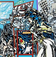 ERRÖ - Scultura Volume - Urban Chaos