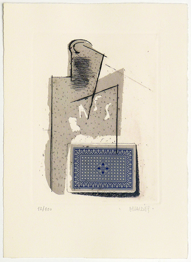 Manolo VALDÉS - Print-Multiple - Still Life VI