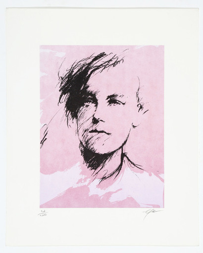 Ernest PIGNON-ERNEST - Druckgrafik-Multiple - Rimbaud (32)
