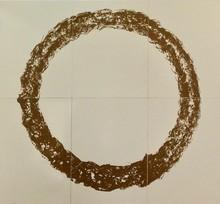 昆特•约克 - 版画 - Ouroboros (natural sand)