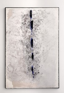 Marco GASTINI - Painting - Volto