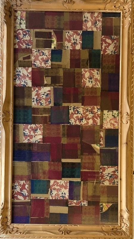 Remo BIANCO - Pittura - Collage
