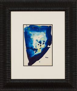 Sam FRANCIS - Dessin-Aquarelle - Untitled, SF64-188