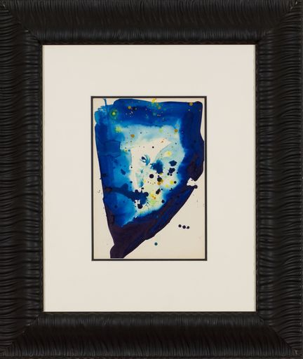 Sam FRANCIS - Dessin-Aquarelle - Untitled, SF64-188