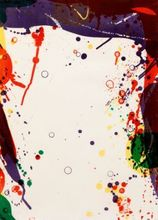 Sam FRANCIS - Print-Multiple - Untitled; from 'National Collection of Fine Arts Portfolio'