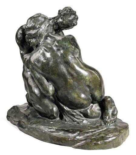 Alfredo PINA - Sculpture-Volume - The Embrace
