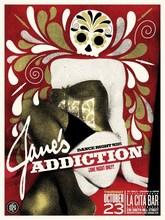 "Shepard FAIREY - Estampe-Multiple - ""Janes Addiction"""