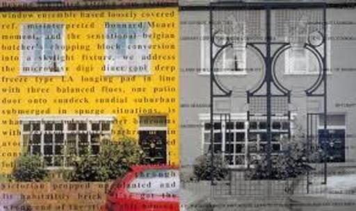 Bruce MCLEAN - Grabado - An Ideal Home