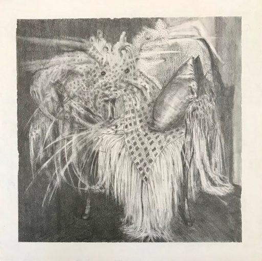 Marie DONNEVE - Drawing-Watercolor - « Sans titre 3 »