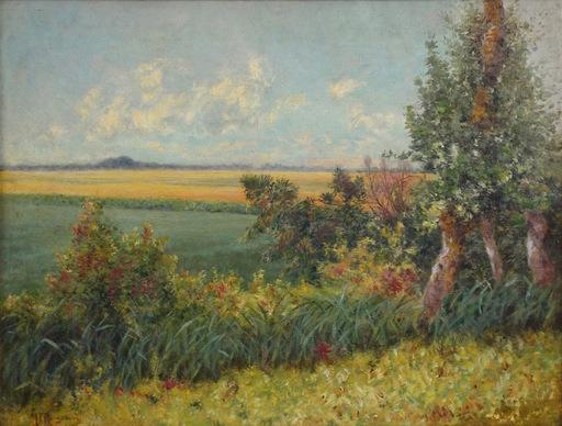 Marcel Jules ROUGERON - Painting - Landscape
