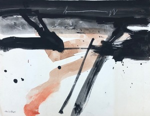 Manolo MILLARES - Drawing-Watercolor - Untitled