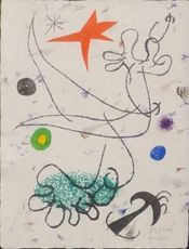 Joan MIRO - Print-Multiple - Mavena