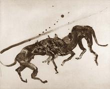 米盖尔·巴塞罗 - 版画 - Lanzarote 20