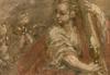 Juan de Nisa VALDÉS LEAL - Painting - El Ángel de la Guarda