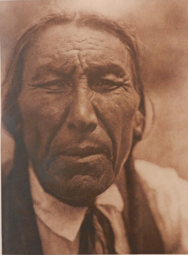 Edward S. CURTIS - Photography - White Deer-Ponca