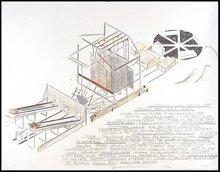 Dennis OPPENHEIM - Print-Multiple - Diamond Cutter's Wedding