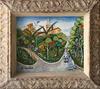 Élisée MACLET - Painting - Le Jardin de Public Arles
