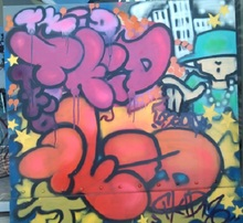 T-KID 170 - Peinture - Tkid 170 Tag on Metal Ed Aluminum
