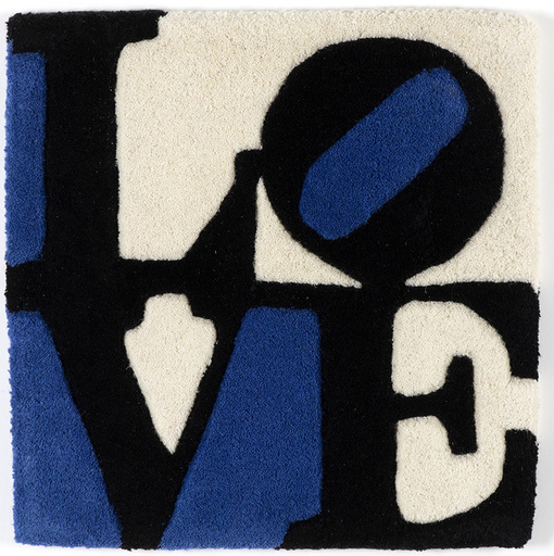 Robert INDIANA - Tapiz - Estonian Love