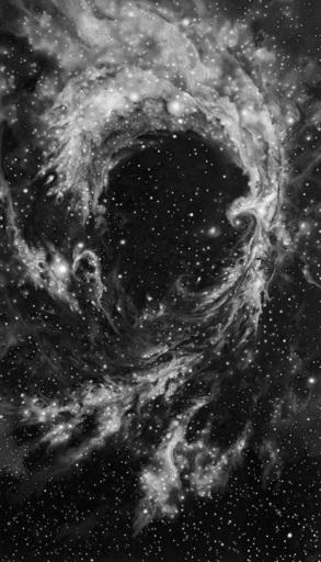 Robert LONGO - Stampa-Multiplo - Rosette Nebula