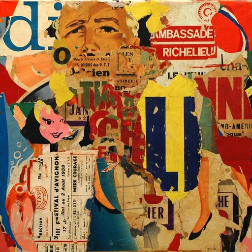 Pierre-François GRIMALDI - Painting - Le Festival D'Avignon