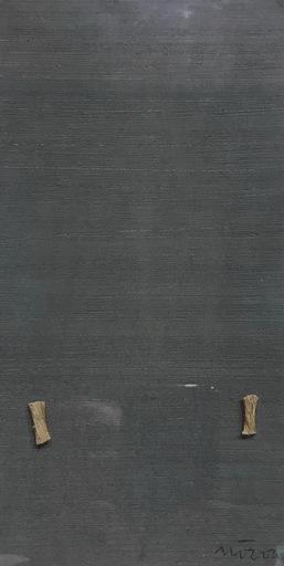 Leopoldo NOVOA - Pintura - COMP GRIS