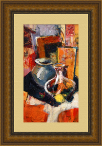Levan URUSHADZE - Painting - Vases