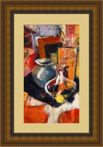Levan URUSHADZE - Peinture - Vases