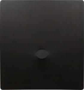 Turi SIMETI - Gemälde - Un ovale nero
