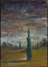 George CONDO - Pintura - The have names