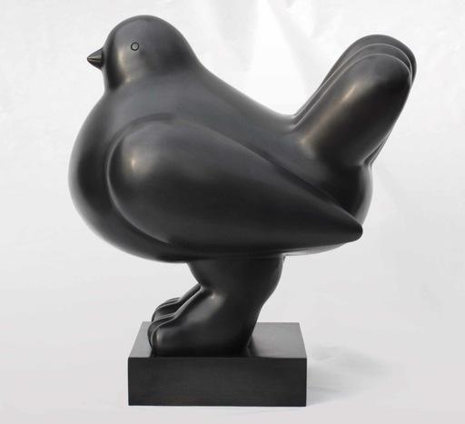 Fernando BOTERO - Sculpture-Volume - Uccellino