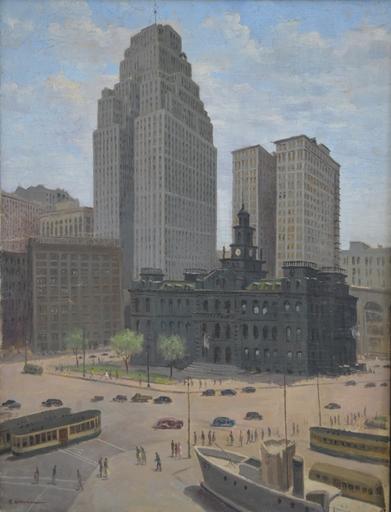 Franco COLELLA - Painting