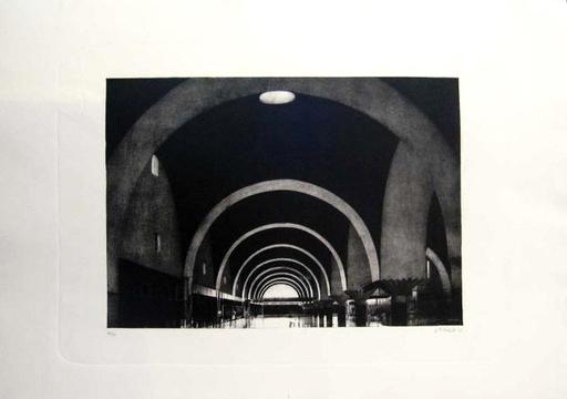 José Manuel BALLESTER - Print-Multiple - Aeropuerto