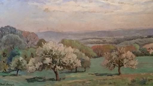 Albert JOSEPH - Painting