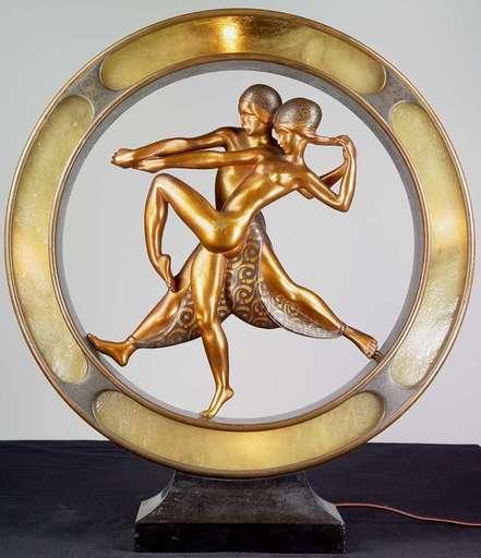 Alexandre KELETY - 雕塑 - Tango Dancers