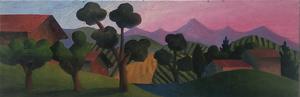 SALVO - Painting - Costigliole