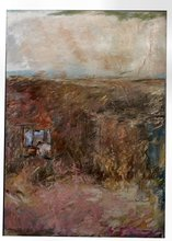 Robert LABOR - Painting - L'odeur sucrée des champs de cannes