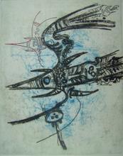 维夫里多•拉姆 - 版画