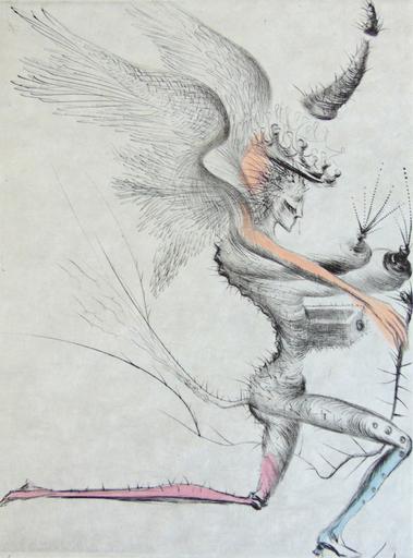 萨尔瓦多·达利 - 版画