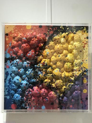 CEET - Painting - Plastic bluerry