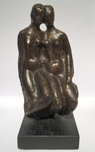 Moissej KOGAN - Sculpture-Volume - Amies lll